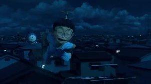 哆啦A梦伴我童年。而如今我已长大,但我仍不后悔曾与你相遇。