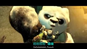 《功夫熊猫3》发布最新预告片 熊猫战队横空出世