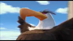 《愤怒的小鸟》寻找无敌神鹰