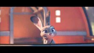 【疯狂动物城】Judy进城的正确打开模式