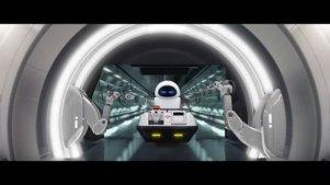 当《机器人总动员》遇上《火星救援》