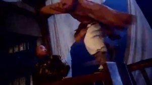 赵文卓首部电影就和李连杰对手戏,颜值高功底棒被徐克一眼相中