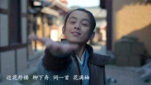 《琅琊榜》 蔺流  桃花扇 (蔺晨×飞流)