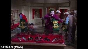动画和电影中历代小丑的演变