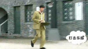 《伪装者》胡歌幕后花絮 一枚自带BGM的制服男