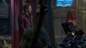 《银河护卫队》幕后拍摄花絮