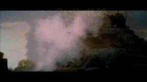 布拉德皮特新作狂怒,少女与战车