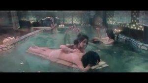 四大名捕 2014  浴室闲聊片段