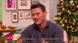 小尖牙字幕组Luke Evans 五军之战 ITV采访