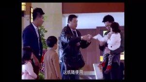 李晨和哥们在电梯偶遇唐嫣,1分42秒的唐嫣太美了!
