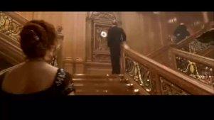 现在重温杰克和露丝跳踢踏舞的那一段,感慨万千—《泰坦尼克号》