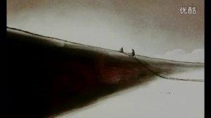 01年奥斯卡最佳动画短片《父与女 》 白描画风