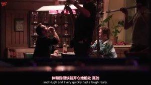《飞鹰艾迪》20世纪福斯官方幕后花絮之拍摄过程