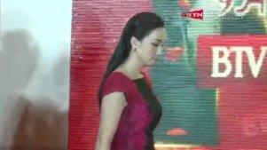 """《红色》首播发布会-张鲁一陶虹再现剧中""""情感"""""""