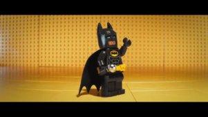 《乐高蝙蝠侠》官方宣传片,蝙蝠侠大秀Beatbox