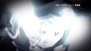 名侦探柯南剧场版《纯黑的噩梦》电影发布,黑衣组织再度策划惊天阴谋