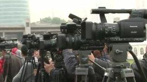 《绝地逃亡》成龙北京首场发布会,龙叔现场讲述电影中的中国功夫梦