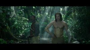 [生肉] The Legend of Tarzan 泰山归来 电影片段
