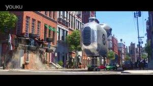 《神偷奶爸3》首支正式预告,格鲁弃恶从善成为超级特工