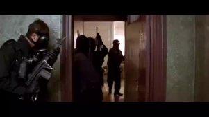 《这个杀手不太冷》片段:杀手里昂的反击