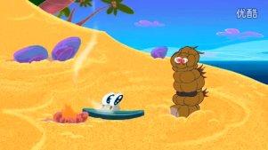 喜剧搞笑动画短片《野猪与美人鱼》之虾兵小将