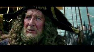 烂片扑街王约翰尼德普终于要翻身了,加勒比海盗5预告震撼出海