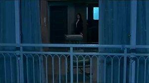 恐怖片公寓结局:女主因为愧疚选择了跳楼自杀