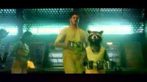 银河护卫队中文预告:超级通缉犯火爆越狱
