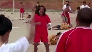 回顾《少林足球》,星爷被羞辱之后上演一场真正的少林功夫