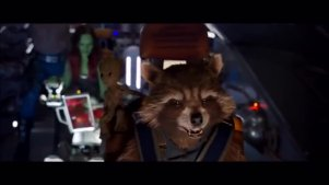 漫威《银河护卫队2》超长精彩片段,小格鲁特VS按钮爆笑登场
