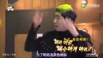 Bigbang舞蹈对决竟连输4场 TOP僵尸舞救场笑翻众人