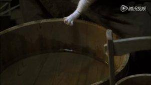 猫侍洗澡片段