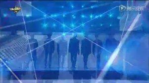 2016MBC歌谣大祭典Infinite《台风》