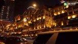 航拍重庆夜景,活生生一部视觉大片