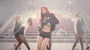韩国性感女团sh - I'm In Love MV超清完整版