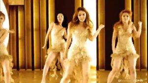 美女Secret-韩国动感舞蹈Madonna MV完整版