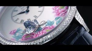 世界上最古老的钟表品牌之一,Jaquet Droz,透过显微镜看都无可挑剔