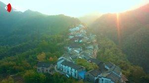 在中国的黄山上,有一座连宫崎骏都画不出的天空之城