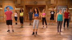 美国广场舞 美国乡村热舞减肥操 每天跟着做
