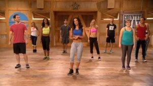 美国广场舞 美国乡村热舞减肥操 胯部练习