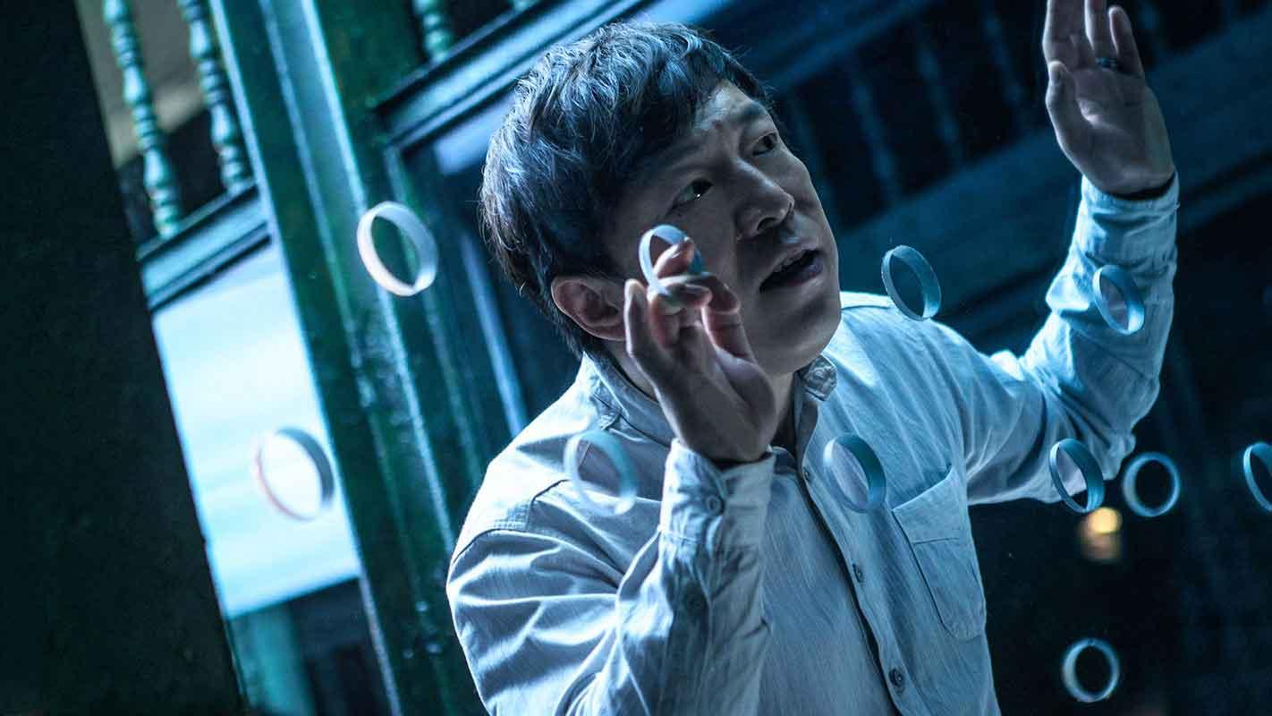 黄渤深陷两场凶杀案的记忆谜局,凶手究竟是谁?