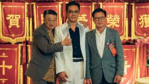古天乐,刘青云,演绎江湖上的兄弟情!
