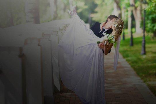 结婚也要玩花样!