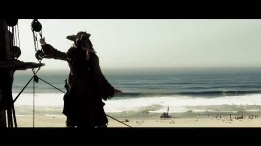 无敌的船长-加勒比海盗