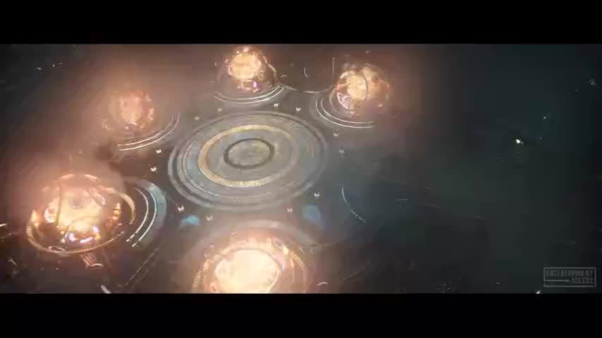 银河护卫队2017最新预告合集