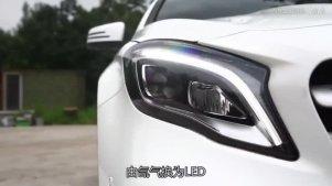 驾驶感受优秀 2017款奔驰GLA 260微试车
